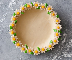 baking, dough, and pie image