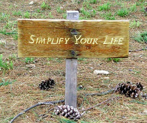 inspiration, sign, and simple life image