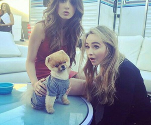 sabrina carpenter and laura marano image