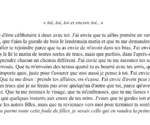 amour, texte, and you image