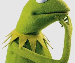kermit, kermit the frog, and the muppets image