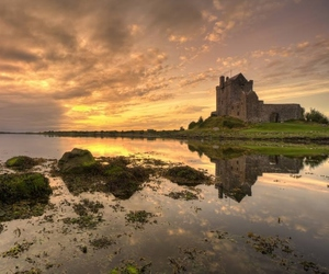 beautiful, castle, and galway image