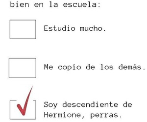 hermione, book, and frases image