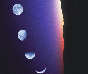 moons, phases, and places image