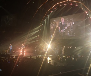 concert, nickelback, and chad kroeger image
