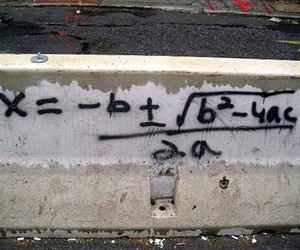 math, graffiti, and grunge image