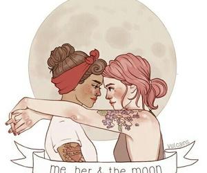 love, lesbian, and lgbt image