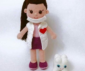 dentist, doll, and tooth image
