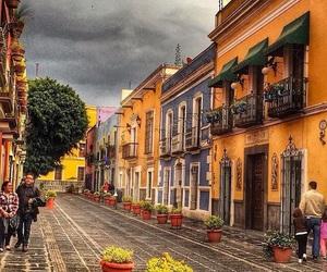 mexico and puebla image