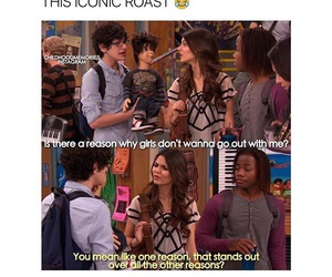 victorious and funny image