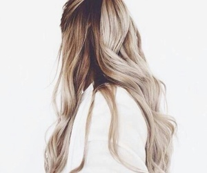beautiful, hairstyle, and cute image
