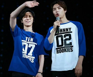 johnny, smrookies, and ten image