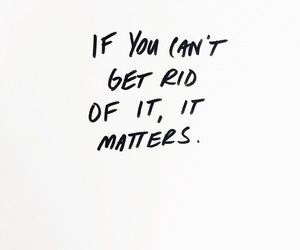 quotes, matter, and words image