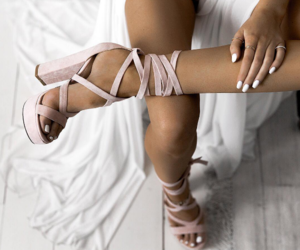 classy, shoes, and fashion image