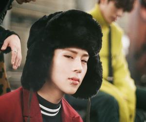 jooheon and monstax image