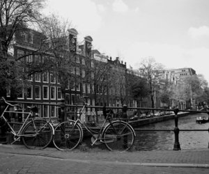 amsterdam and bycicle image