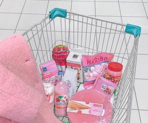 pink, food, and kawaii image