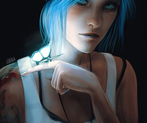 game, art, and life is strange image