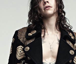Harry Styles, harry, and another man image