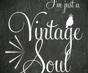 vintage and soul image