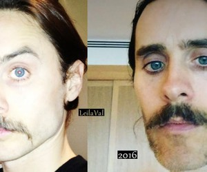 30 seconds to mars, bigode, and jared leto image