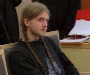 varg vikernes, burzum, and Black Metal image