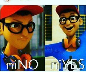 funny and nino image