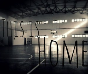 Basketball, home, and passion image