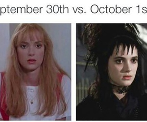 funny, Halloween, and october image