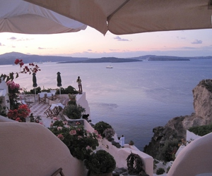 Greece, sea, and travel image