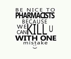 pharmacy, pharmacist, and student image