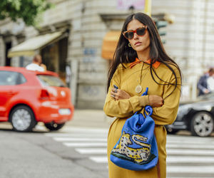 milan fashion week, street style, and tommy ton image