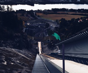 exercise, norway, and vikersund image