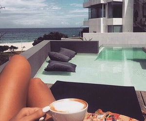 goals, coffee, and luxury image
