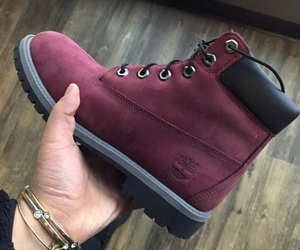 shoes, timberland, and boots image