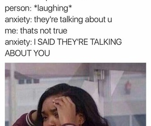 anxiety and my life image