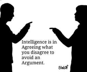argument, connection, and feelings image
