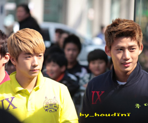 taecyeon and wooyoung image