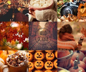 birthday, october, and mymonth image