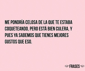 frases, funny, and girl image