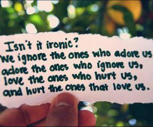 adore, ironic, and ignore image
