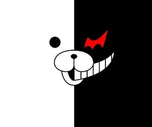monokuma and anime image