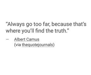 albert camus, far away, and quotes image