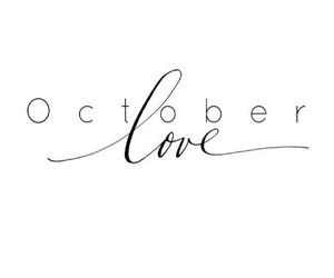 month, 🍁, and love image