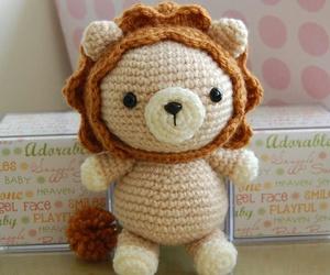 animal, cute, and crochet image