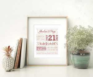 etsy, personalized, and typography image