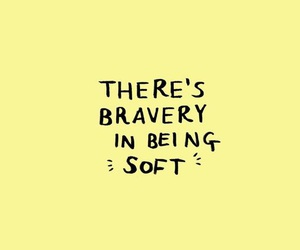 header, quotes, and bravery image