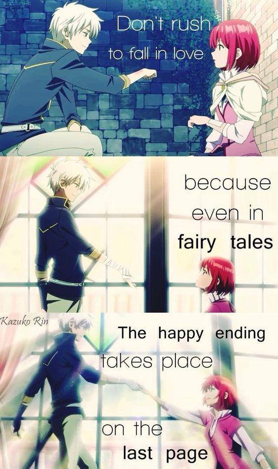 Image About Love In Anime Quotes By Jasmin