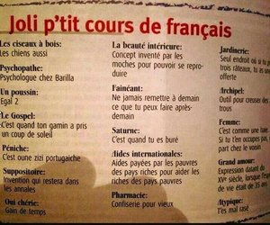 expression and francais image