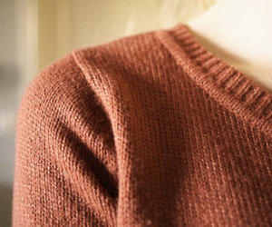 autumn, sweater, and photography image